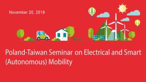 Poland-Taiwan Seminar